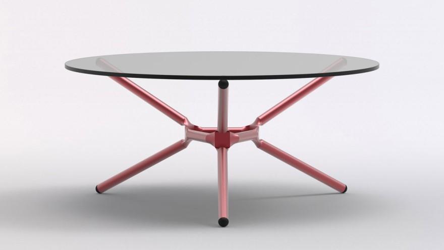 Pinch - Coffee Table von Kieren Swinden
