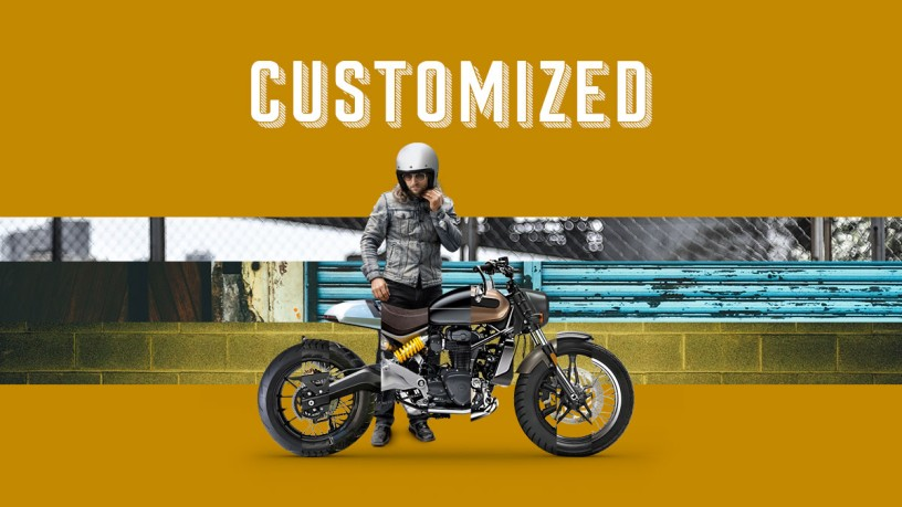 CUSTOMIZED – DAS GROSSE TREFFEN DER INTERNATIONALEN CUSTOM-SZENE!