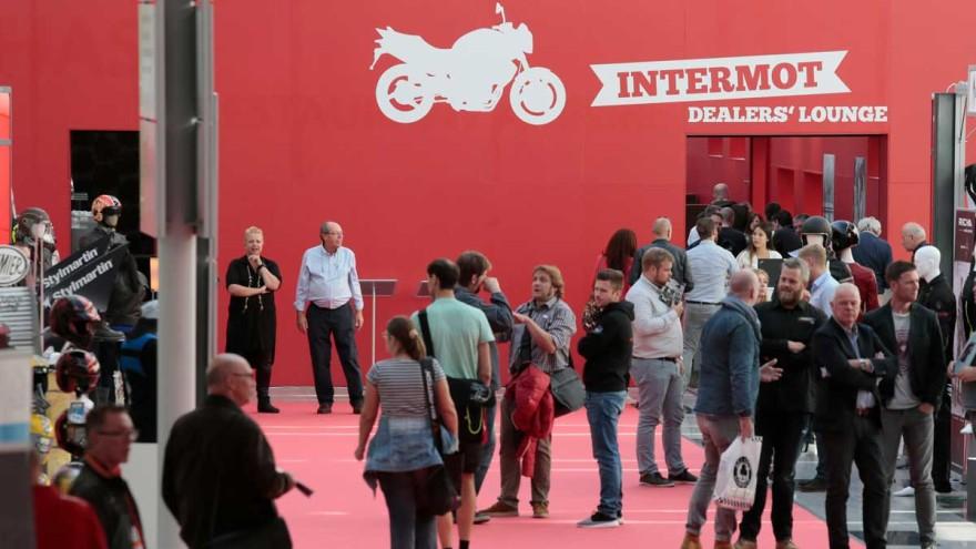 Dealers' Lounge INTERMOT
