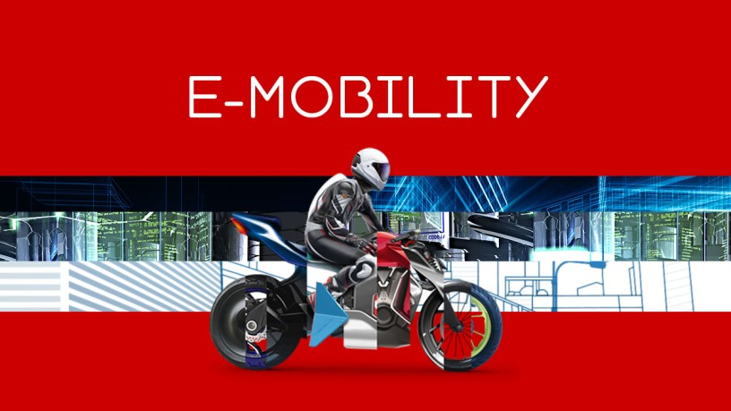 E-MOBILITY - TAKE A TRIP INTO THE FUTURE!