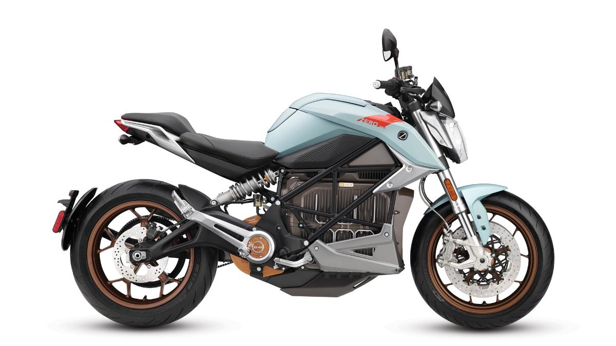 Zero SR/F (Source: Zero Motorcycles)