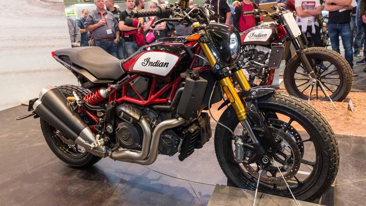 Indian FTR 600