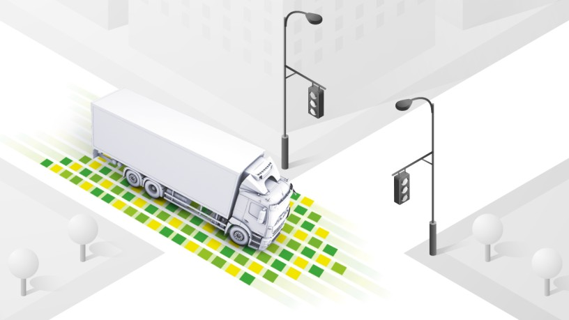 Green lights with eSlot and NUNAV