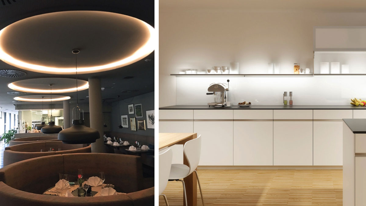 Efficiency and ambience: Lighting solutions for interiors