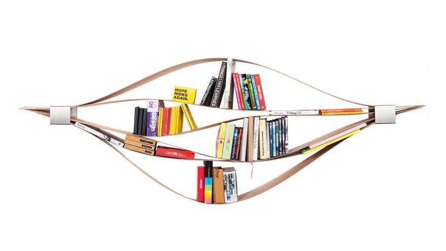 Chuck bookshelf Neuvonfrisch