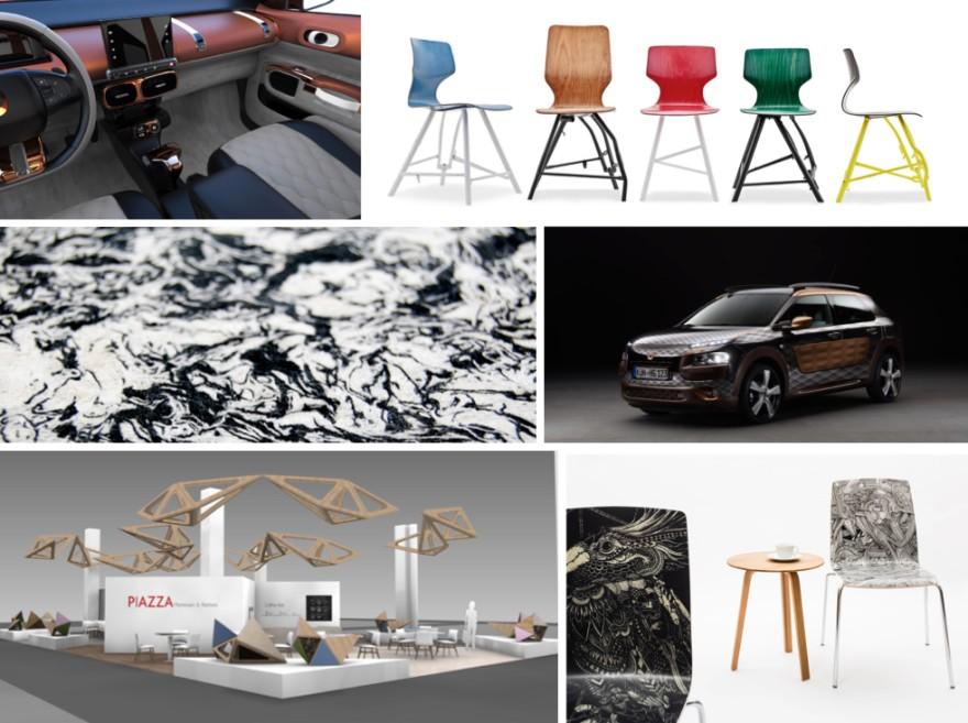 Hornschuch, Formsitz Design, Arssedia