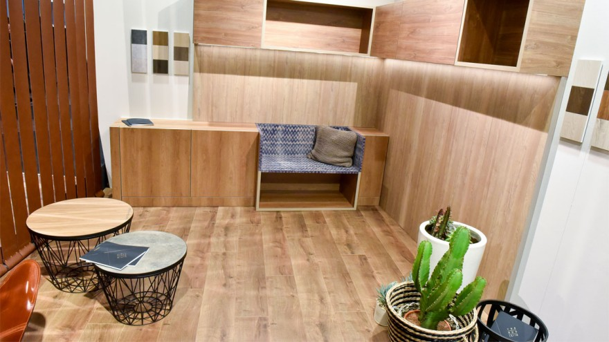 Wood-based materials industry