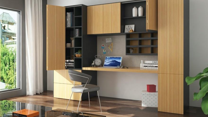 Home office by Hettich
