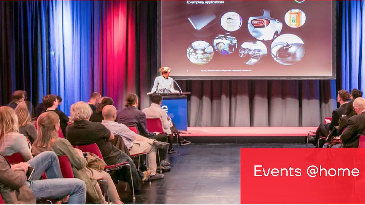interzum @home: the event programme is available online