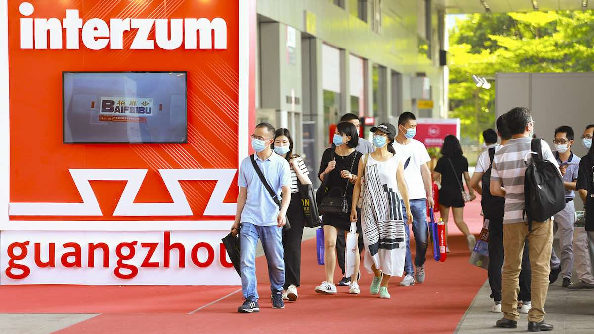 Good prospects: interzum guangzhou 2020