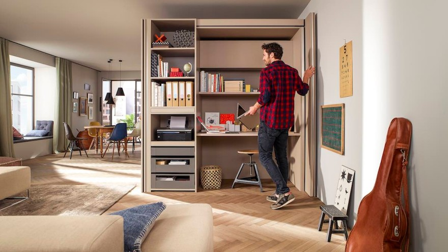 Pocket systems by Blum