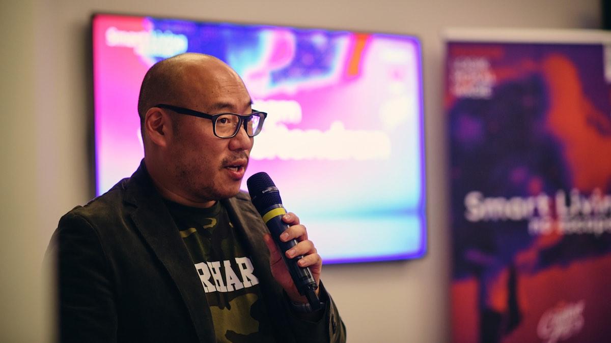 Trend Stage: Interview mit Joon-Mo Lee