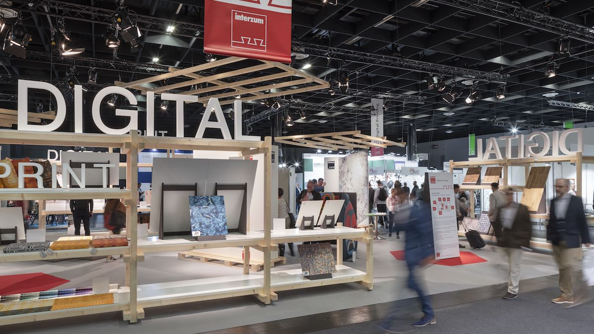 interzum 2021: Trend Case Digitaldruck