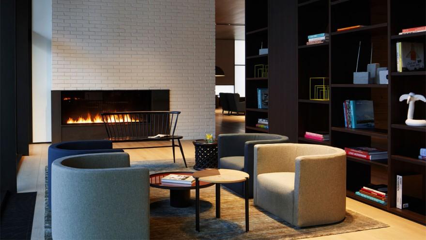 Lissoni Architettura Hotel Roomers