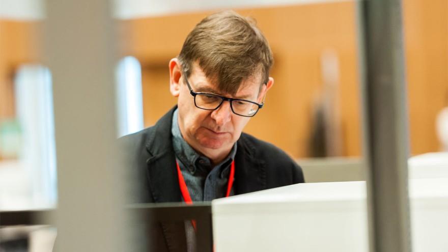 Martin Darbyshire