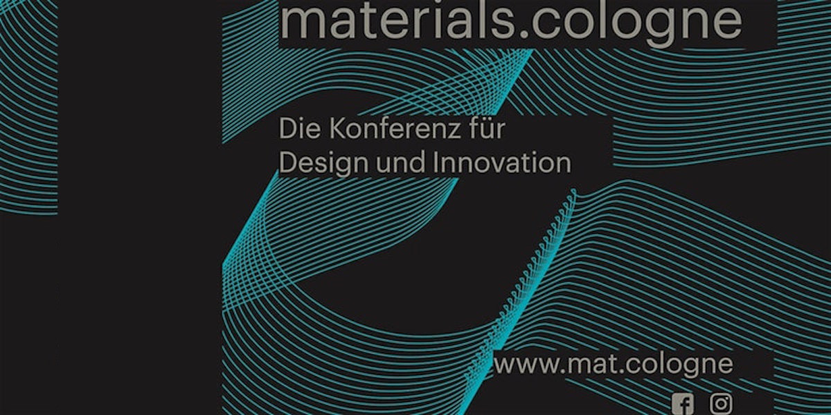 Material and digitalisation: materials.cologne