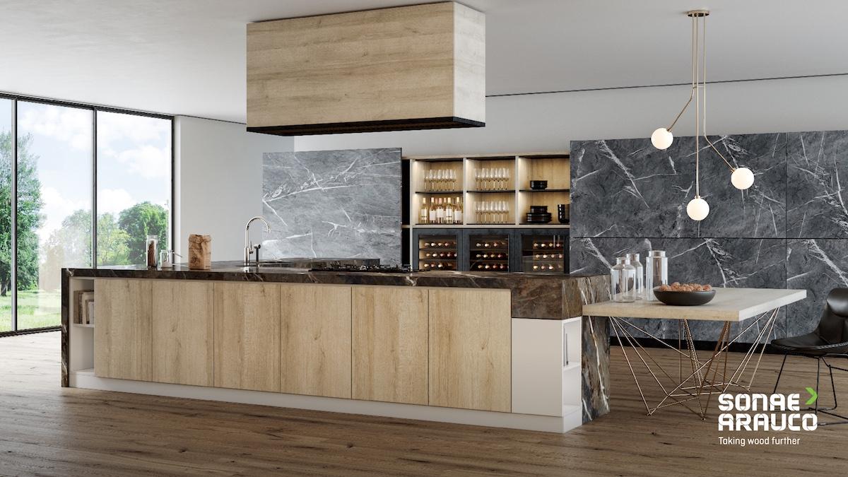 Kitchen by Sonae Arauco