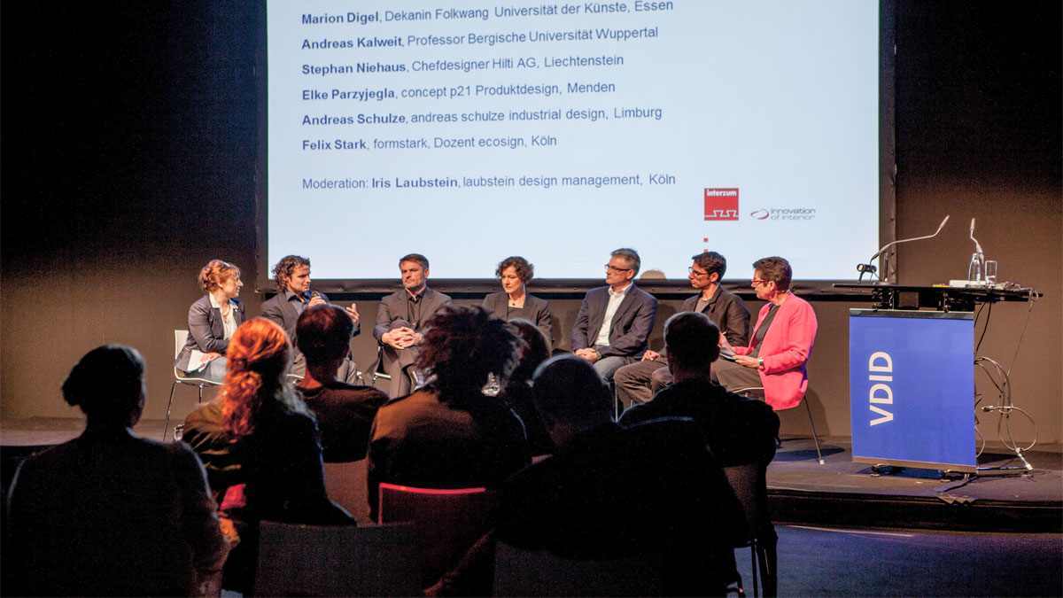 New approaches: Industrial Design Day at interzum