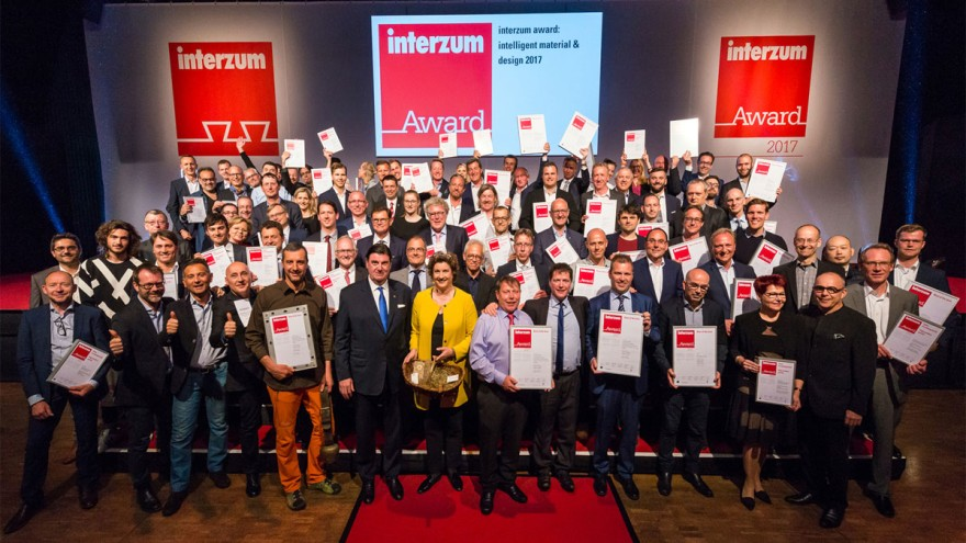 Winner interzum award 2017