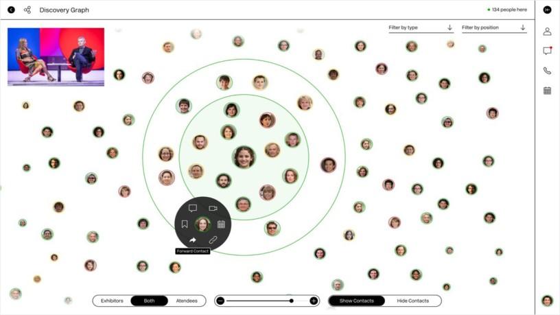 Networking @ interzum@home