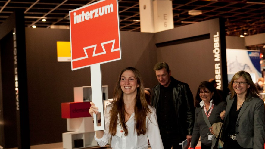 Guided Tours at interzum