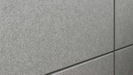Innovus Feel Light Grey   Cosmos - Decor-coated panel
