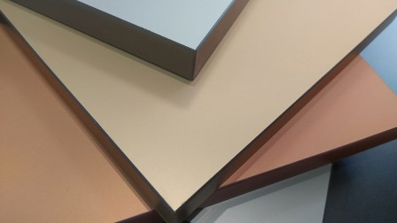 Zenit Metal Plus - Decorative panelsl