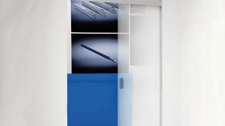 Impulso for pocket sliding doors
