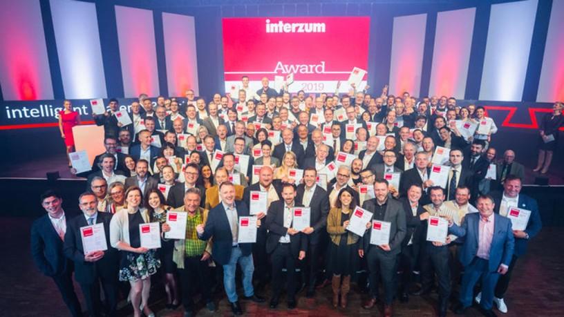 Winners of interzum award 2019