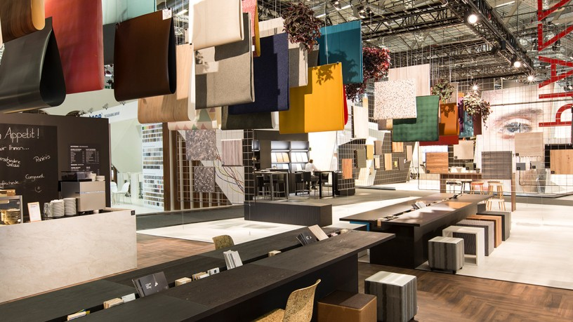 Piazza Trends in Surfaces & Wood Design