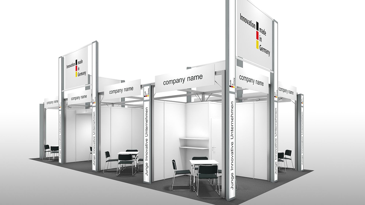 interzum Start-up Area