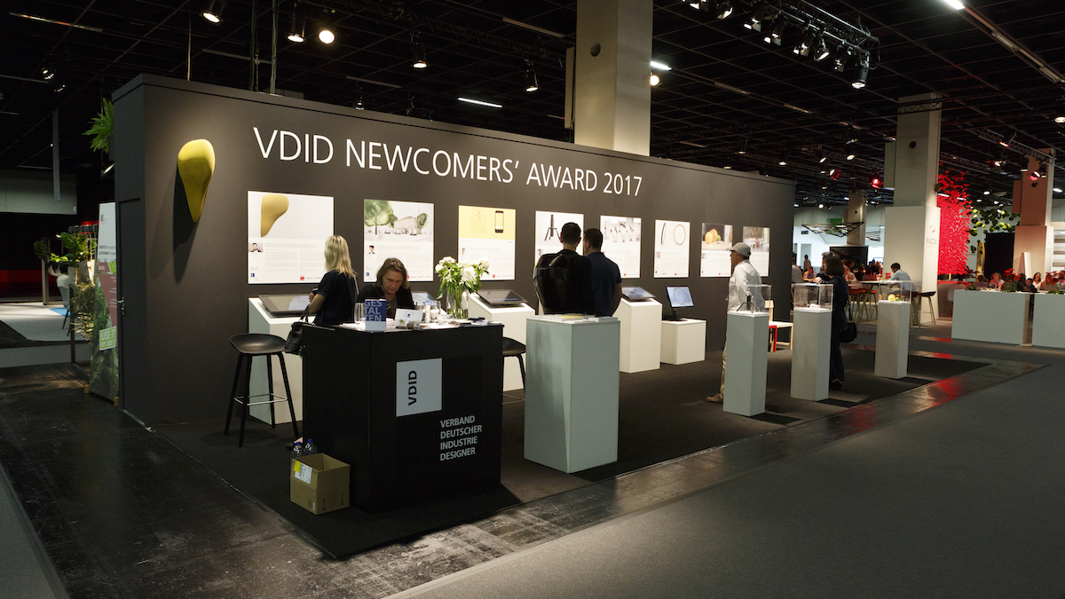 VDID Newcomers' Award: Young designers wanted