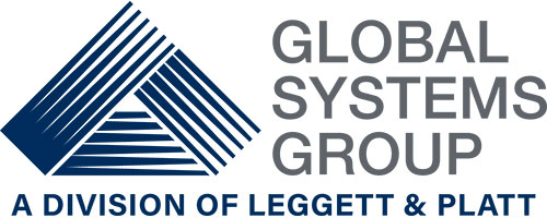 Logo Global System Group - A division of Leggett & Platt