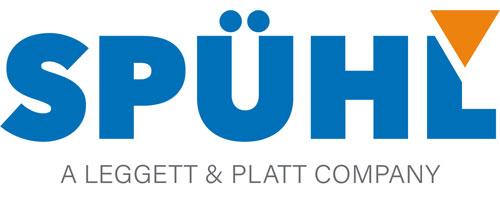 Logo Spühl - A Leggett & Platt Company
