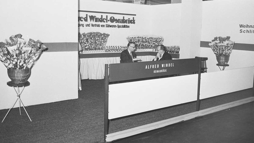 "In 1971 the Windel Group presented itself in a clear and structured way - just as it was ""in"" at that time."