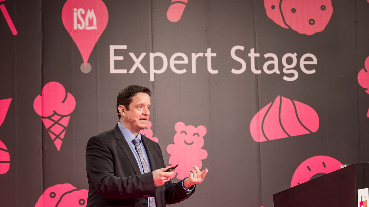 ISM Expert Stage Impressions