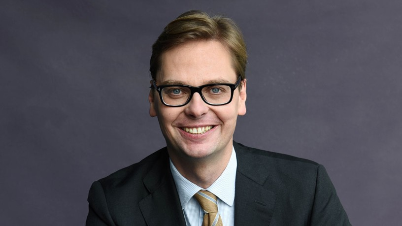 ISM Stakeholder: Bastian Fassin, Managing Shareholder, Katjes Fassin, Germany