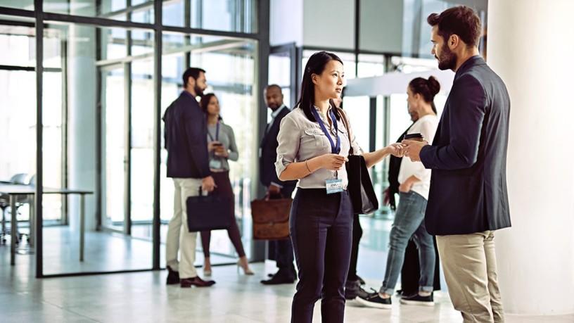 Business Networking Kind + Jugend