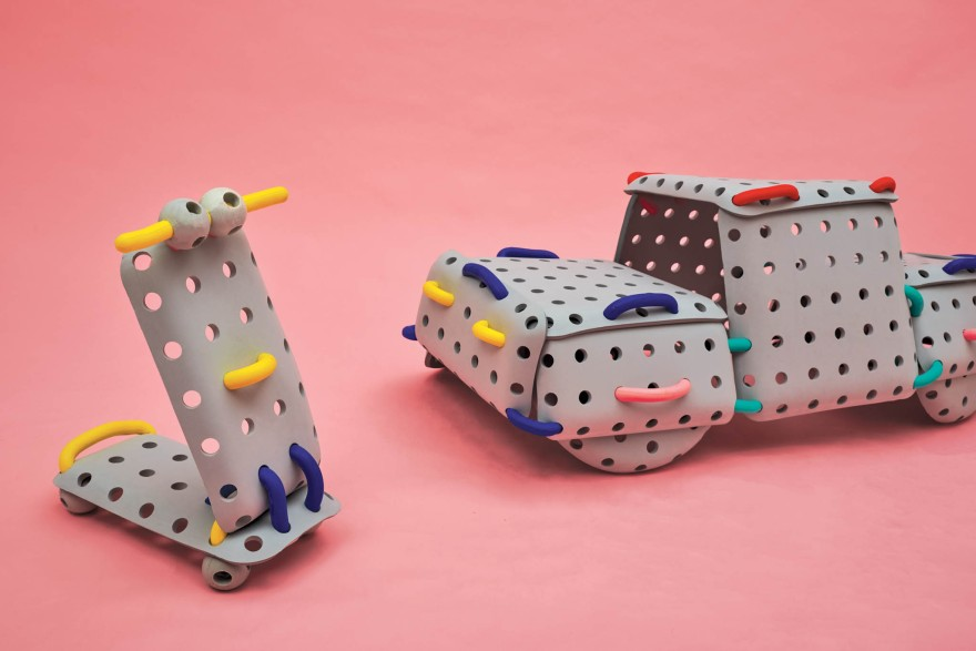 Wurm Werkstatt von Katharina Bellinger - © Koelnmesse