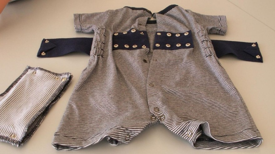 Baby romper by Fraunhofer Institute for Reliability and Microintegration