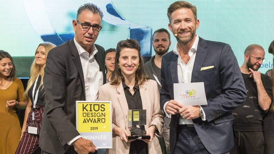 Kind + Jugend Kids Design Award 2019
