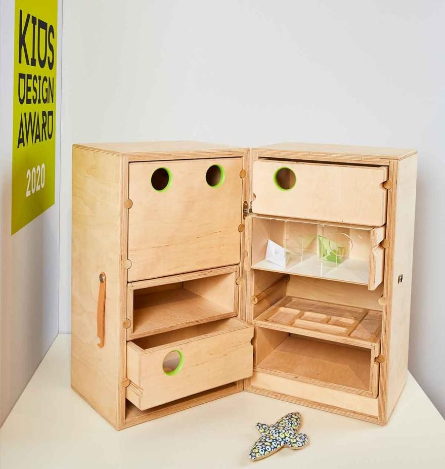 children's furniture, Kids Design Award, young designers, RumpelKumpel