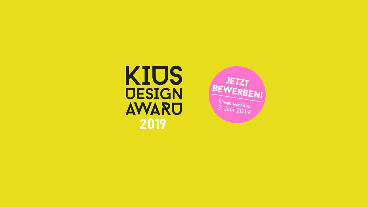 Kids Design Award is going into the next round: