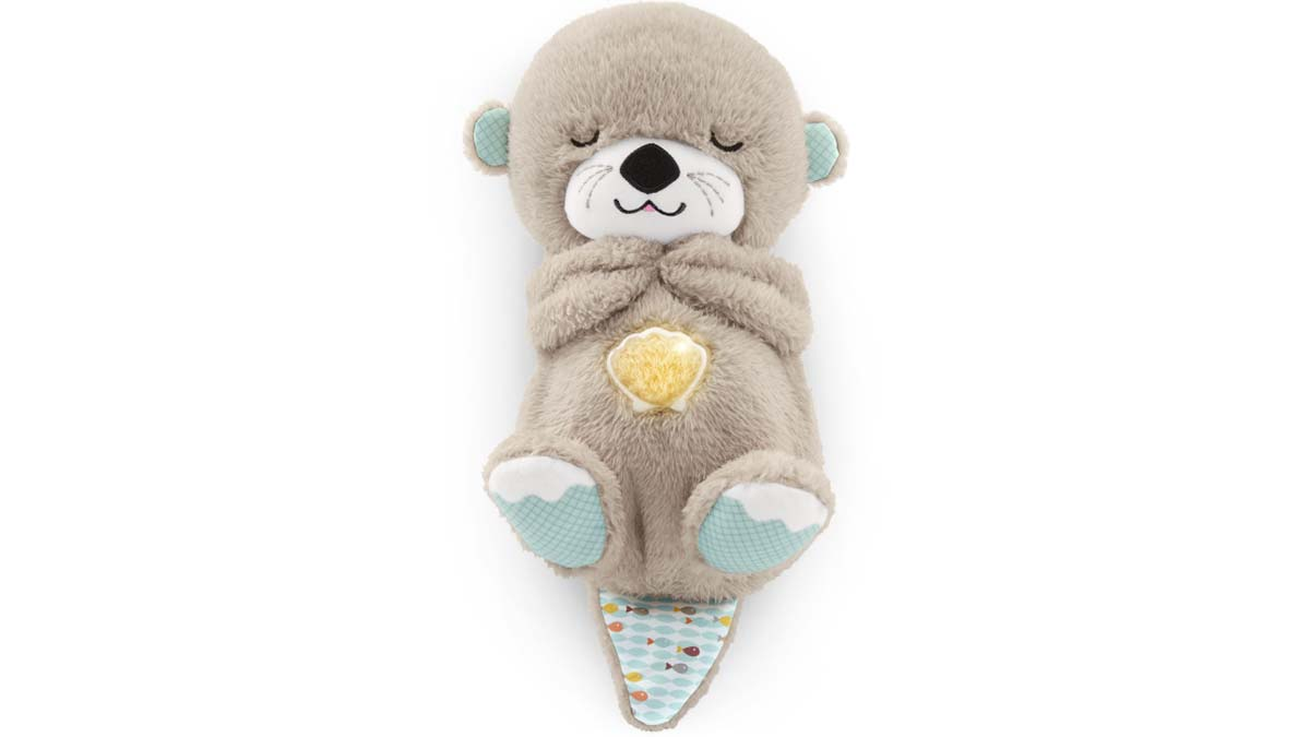 Mattel, Fisher-Price® Soothe 'n Snuggle Otter