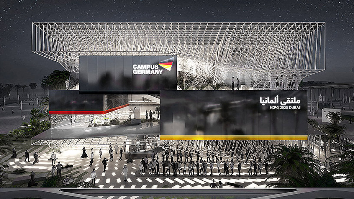 World Exhibition of Dubai 2010, VAE