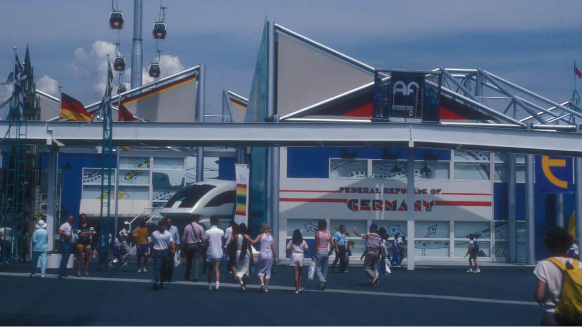 Vancouver '86 EXPO, Canada