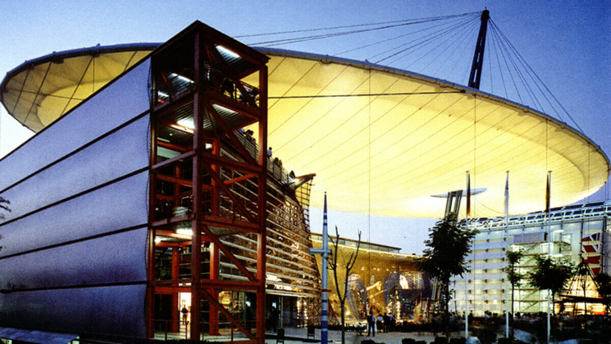 Seville '92 Universal Exhibition, Spain