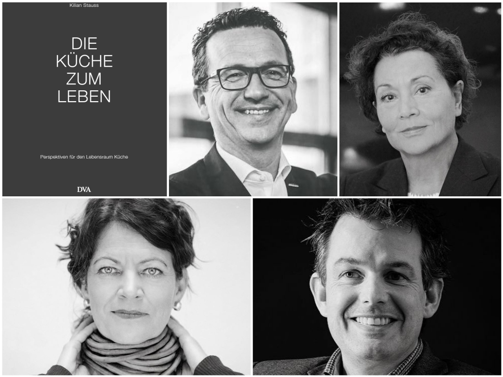 Kilian Stauss, Hanni Rützler, Markus Schüller & Barbara Friedrich