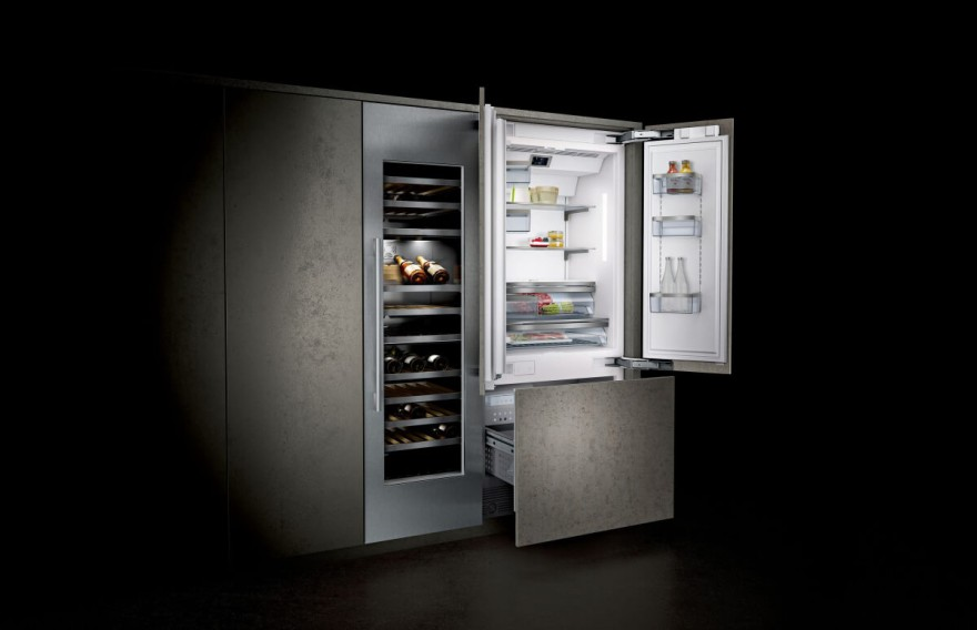 LivingKitchen 2021 | modern fridges
