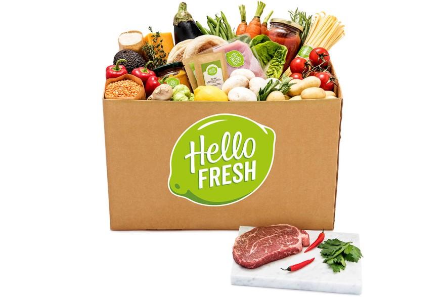 Organic veg boxes, recipe subscription boxes